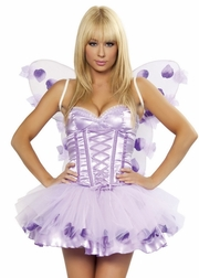 3PC Lavendar Fairy Costume