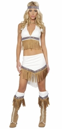 The Wolf Hunter Sexy 5 PC Costume