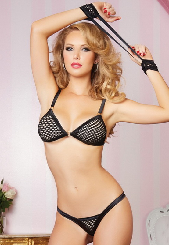 Sexy Bra Sets, Fishnet Bra Sets, Intimate Apparel, Sexy ...