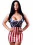 All American Sexy Dress