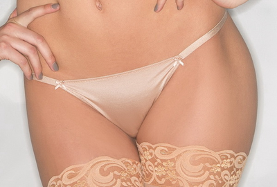 Barely There Sexy Thong