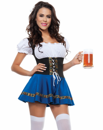Beer Maiden Sexy Costume
