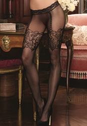 Black Diamond Alexandria Pantyhose
