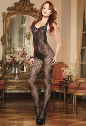 Black Diamond Caspian Sexy Bodystocking