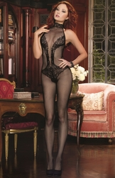 Black Diamond Marrakesh Sexy Bodystocking