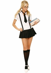 Business School Girl 2 PC Costume