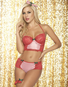 Candy Cane Sugar Sweet Bra Set