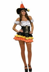 Candy Corn Cutie Costume