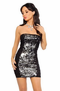 Dance Floor Diva Sequin Tube Dress
