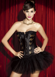 Dance With Me Tonight Sexy Corset Set