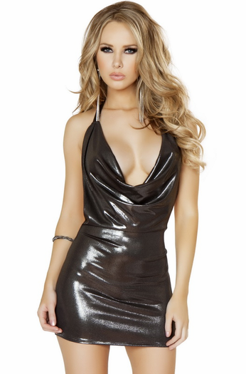 Dancefloor Duchess Sexy Mini Dress