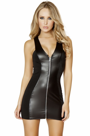 Dark Alley Club Sexy Mini Dress
