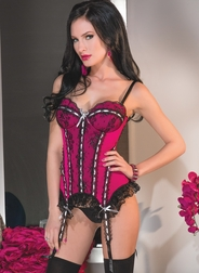 Dirty Dance With Me Corset