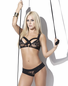 Dirty Distractions Lace Bra & Panty Set