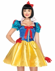 Disney Classic Snow White Sexy Costume