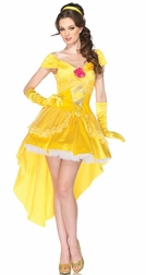 Disney Enchanting Belle Sexy Costume