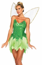 Disney Pixie Dust Tink Sexy Costume