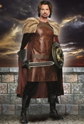 Dragon Warrior King Men's Costume