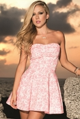 Elegant Infatuation Dress