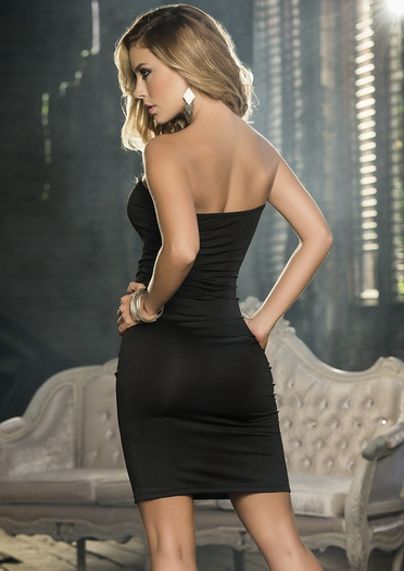 Elegant Nights Sexy Long Gown