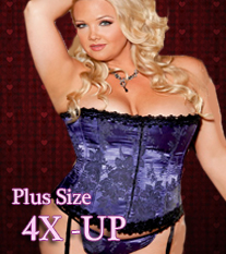 Extra Plus Size Lingerie 4X-UP