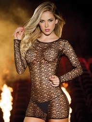 Feed My Fire Sexy Dress