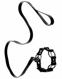 Fetish Collar & Leash Set