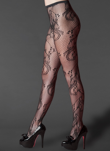 And Flowers Pantyhose Are 112