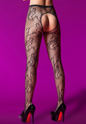 And Flowers Pantyhose Are 57