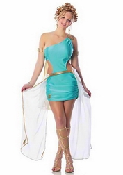 Goddess Playmate Costume