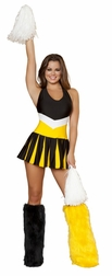 Halftime Hottie Sexy 2 PC Costume