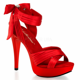 High Class Ankle Strap Sandal Heel