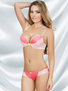 I Love The Way You Love Me Extreme Cleavage Demi Bra / Panty Set
