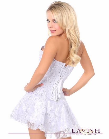 Innocent Fun Sexy Corset Dress