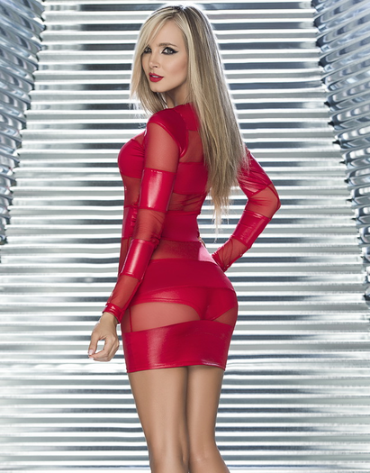 Intense Sexy Appeal Sexy Mini Dress