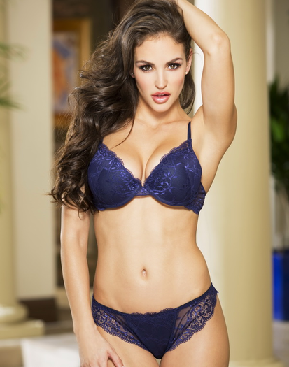 Jennifer Push-Up Bra & Panty Set