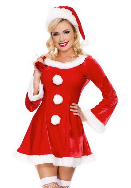 Christmas Costumes, Santa Costumes, Mrs. Clause Costumes ...