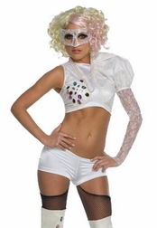 Lady Gaga 2009 VMA Performance Costume