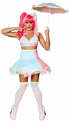 Lady Laughter 3 PC Costume