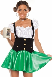 Lager Lass Sexy 2 PC Costume