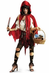 Little Dead Riding Hood Costume
