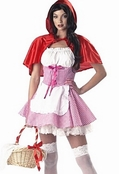 Little Mrs. Ridding Hood Costume