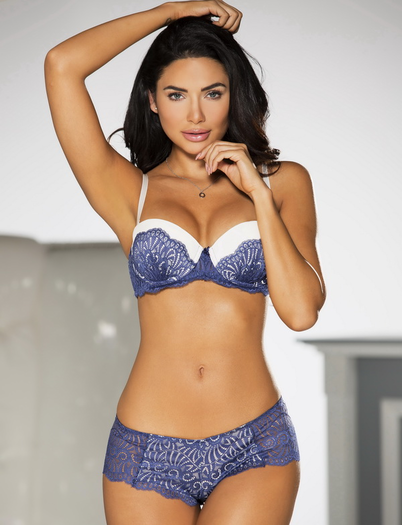 Little Thrills Demi Push Up Bra
