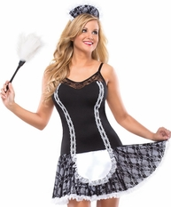Live-In Maid Sexy Costume