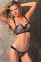 Luxury Love Sexy 2 PC Bra Set