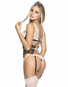 Luxury Maid Sexy Roleplay Lingerie Bedroom Costume Set