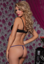 Madame Butterfly Thong
