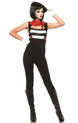 Marvelous Mime Sexy Costume