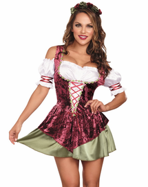 Medieval Fair Wench Costume