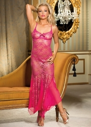 Mesmerizing Beauty Sexy Long Gown